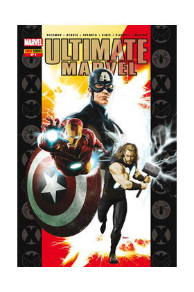 ULTIMATE MARVEL 01