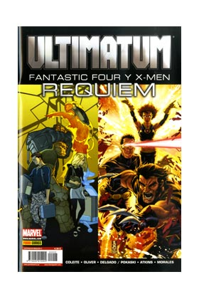 ULTIMATUM REQUIEM 02: X-MEN & FANTASTIC FOUR
