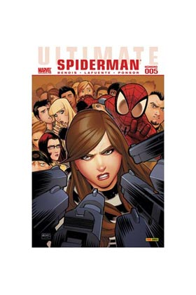 ULTIMATE SPIDERMAN 005