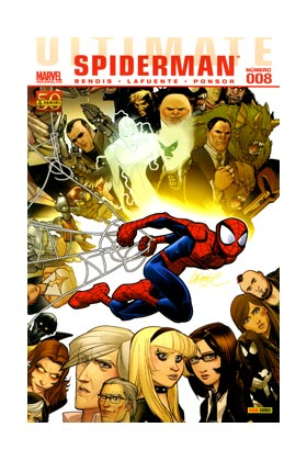 ULTIMATE SPIDERMAN 008