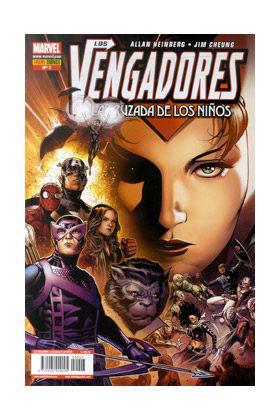 LOS VENGADORES: LA CRUZADA DE LOS NIÑOS 07