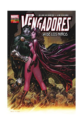 LOS VENGADORES: LA CRUZADA DE LOS NIÑOS 08