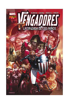 LOS VENGADORES: LA CRUZADA DE LOS NIÑOS 10