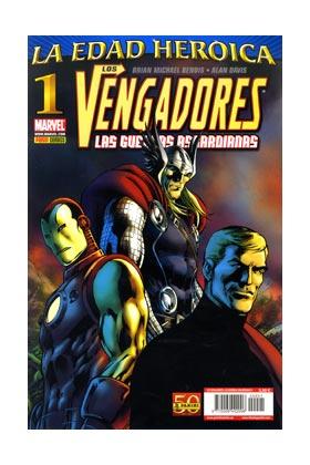 LOS VENGADORES: LAS GUERRAS ASGARDIANAS 01 (LA EDAD HEROICA)