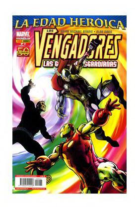 LOS VENGADORES: LAS GUERRAS ASGARDIANAS 02 (LA EDAD HEROICA)