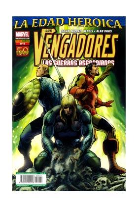 LOS VENGADORES: LAS GUERRAS ASGARDIANAS 04 (LA EDAD HEROICA)