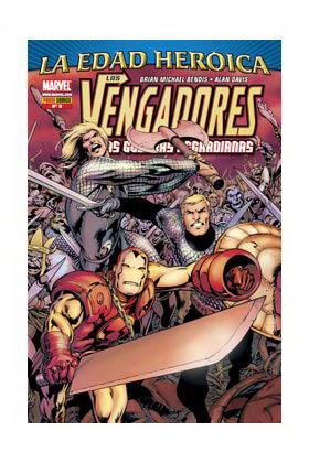 LOS VENGADORES: LAS GUERRAS ASGARDIANAS 05 (LA EDAD HEROICA)