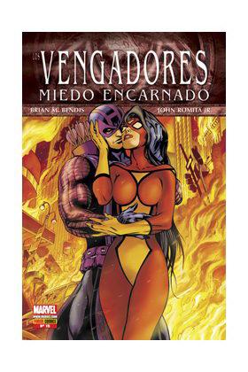 LOS VENGADORES VOL 4 15 (MIEDO ENCARNADO)