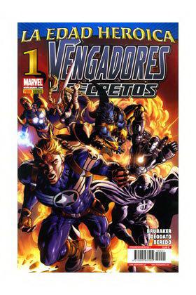 VENGADORES SECRETOS 01 (LA EDAD HEROICA)