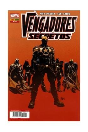VENGADORES SECRETOS 12