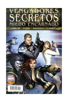 VENGADORES SECRETOS 13