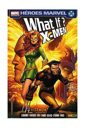 WHAT IF?  X-MEN