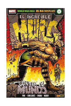 EL INCREIBLE HERCULES 01. CONTRA EL MUNDO