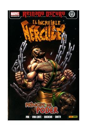 EL INCREIBLE HERCULES 04. PRINCIPE DEL PODER