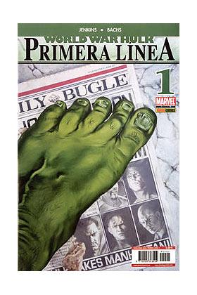 WORLD WAR HULK: PRIMERA LINEA 01