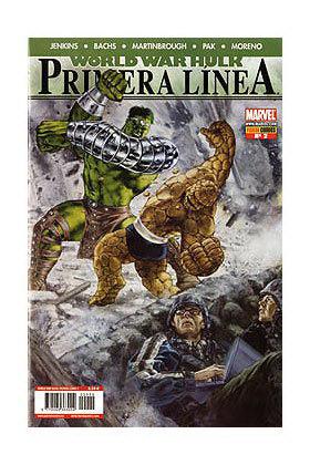WORLD WAR HULK: PRIMERA LINEA 02