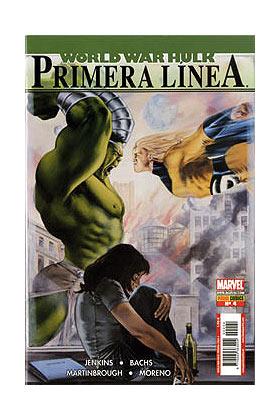WORLD WAR HULK: PRIMERA LINEA 04