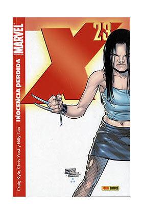 X-23: INOCENCIA PERDIDA