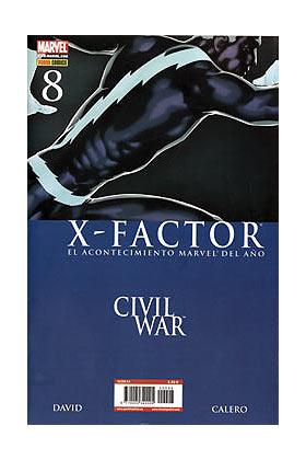X-FACTOR 008 (CW)