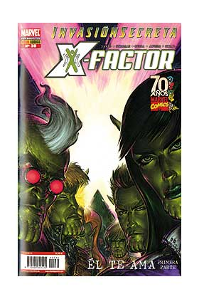 X-FACTOR 030