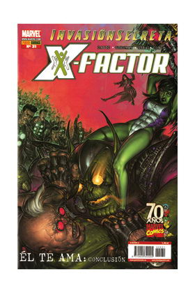 X-FACTOR 031