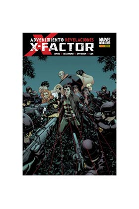 X-FACTOR 051 (ADVENIMIENTO. REVELACIONES)