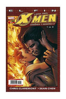 X-MEN: EL FIN LIBRO TRES 001 (HOMBRES Y HOMBRES X)