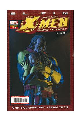 X-MEN: EL FIN LIBRO TRES 002 (HOMBRES Y HOMBRES X)