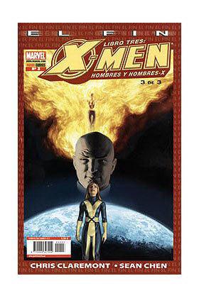 X-MEN: EL FIN LIBRO TRES 003 (HOMBRES Y HOMBRES X)