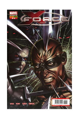 X-FORCE VOL.3 009