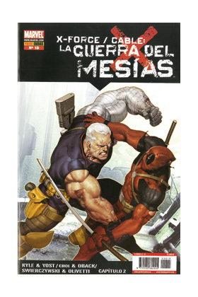 X-FORCE VOL.3 015/CABLE: LA GUERRA DEL MESIAS 015