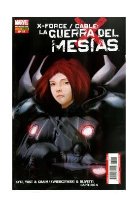 X-FORCE VOL.3 017/CABLE: LA GUERRA DEL MESIAS 017