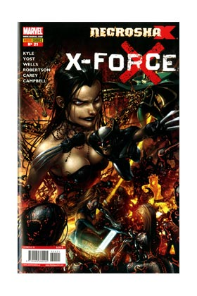 X-FORCE VOL.3 021 (NECROSHA X)