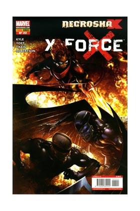 X-FORCE VOL.3 022 (NECROSHA-X)