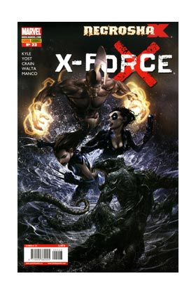 X-FORCE VOL.3 023 (NECROSHA-X)