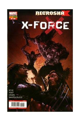 X-FORCE VOL.3 025 (NECROSHA-X)