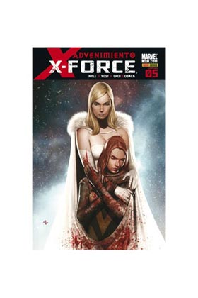 X-FORCE VOL.3 027 (ADVENIMIENTO)