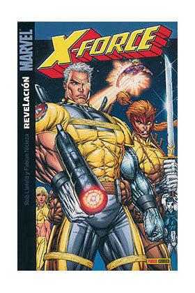 X-FORCE: REVELACION