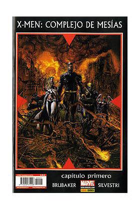 X-MEN: COMPLEJO DE MESIAS