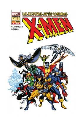 X-MEN: LAS HISTORIAS JAMAS CONTADAS 01