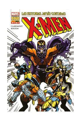 X-MEN: LAS HISTORIAS JAMAS CONTADAS 02 (ULTIMO NUMERO)