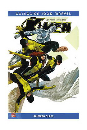 X-MEN: PRIMERA CLASE 01