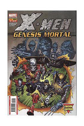 X-MEN: GENESIS MORTAL 001