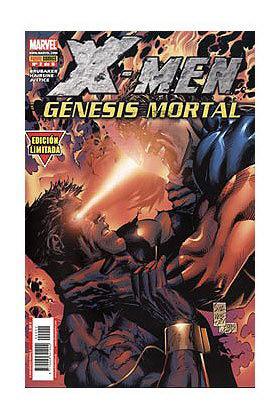 X-MEN: GENESIS MORTAL 002