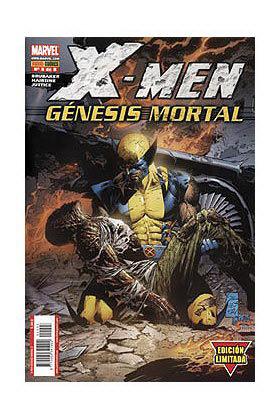 X-MEN: GENESIS MORTAL 003
