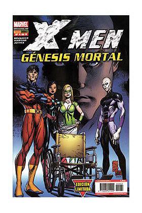 X-MEN: GENESIS MORTAL 004