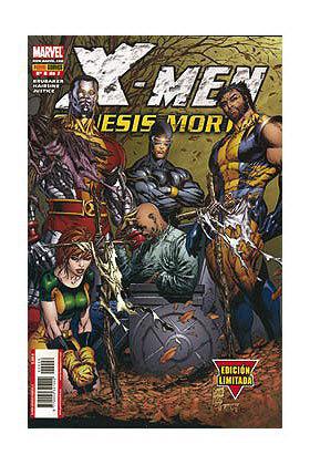 X-MEN: GENESIS MORTAL 006