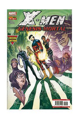 X-MEN: GENESIS MORTAL 007