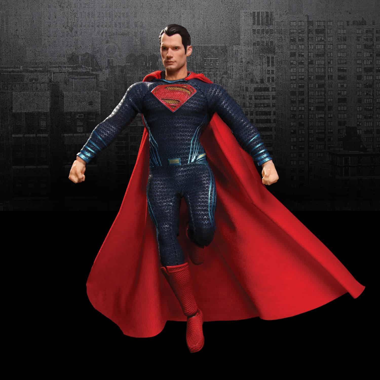SUPERMAN FIGURA 25 CM DC UNIVERSE BATMAN V SUPERMAN ONE:12 COLLECTIVE