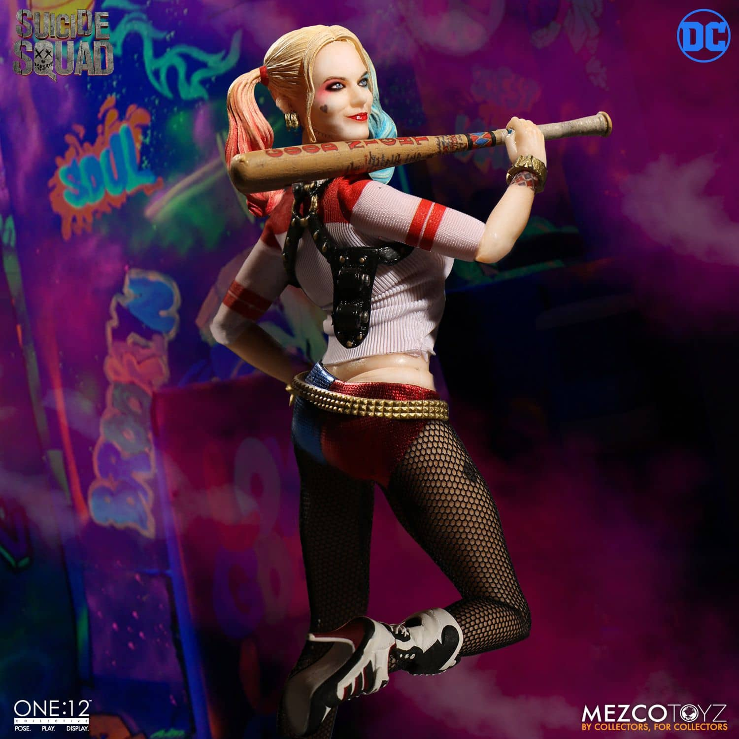 HARLEY QUINN 16.5 CM SUICIDE SQUAD ONE:12 COLLECTIBLE